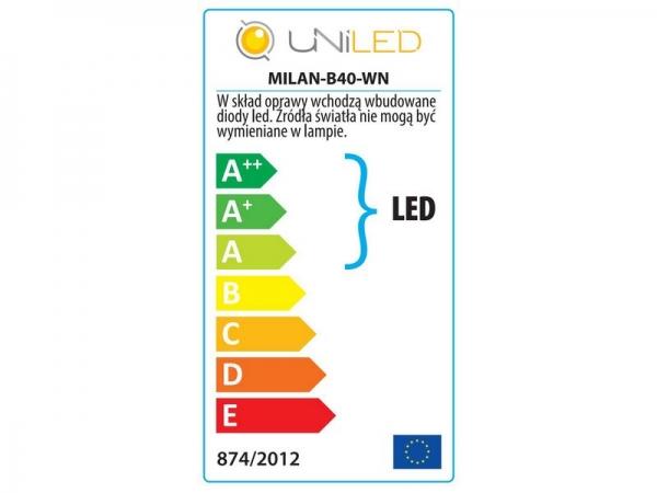 Panel LED Milan 40W