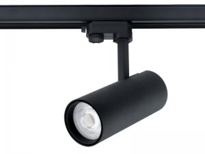 Reflektor LED DAXO czarny 25W 36D